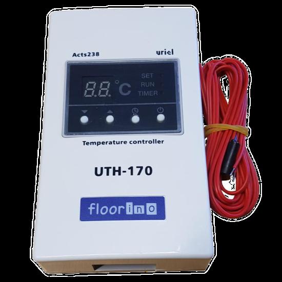 floorino Thermostat TE-170 Timer